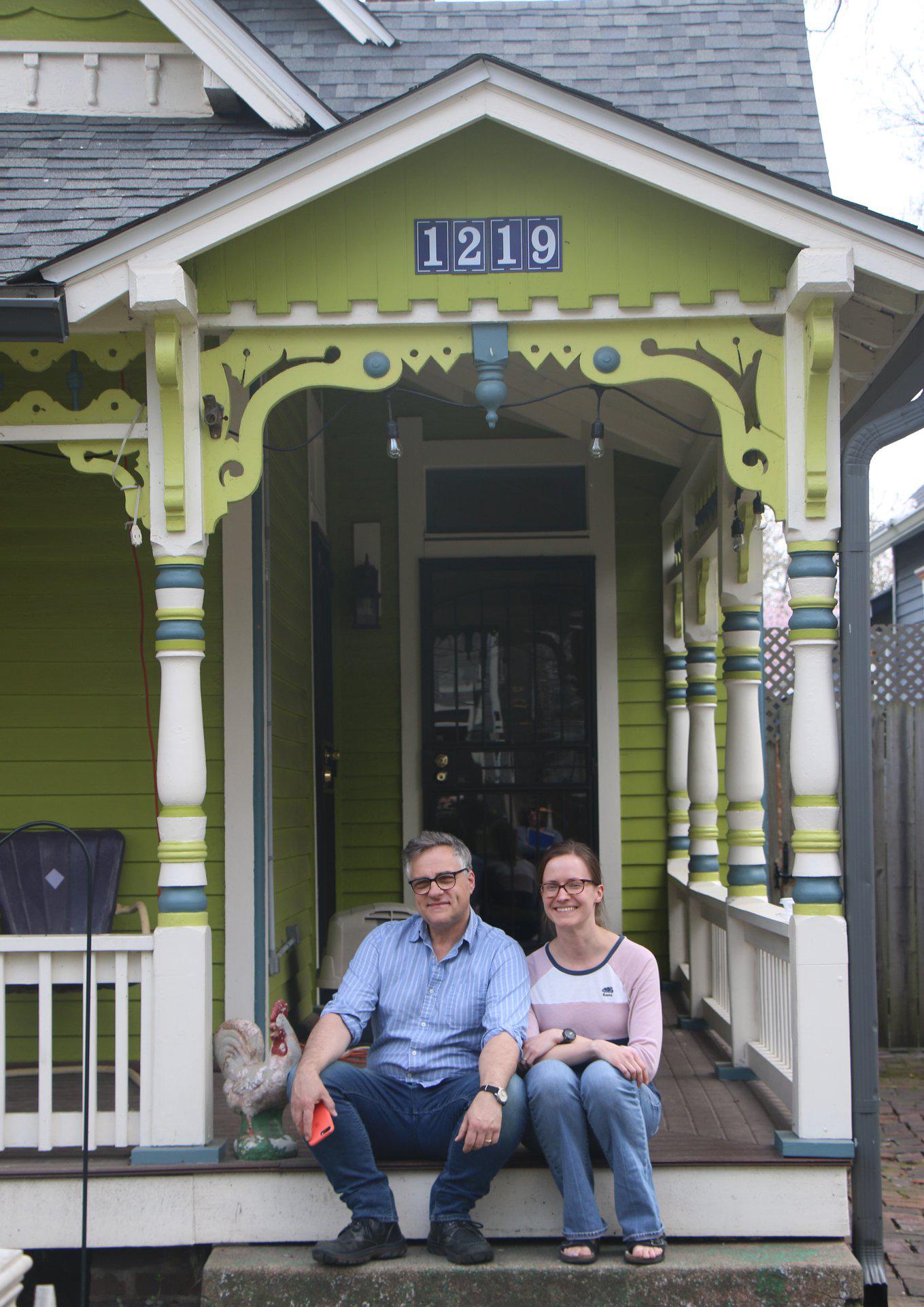 Brent and Amy Wallarab